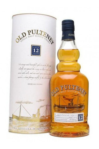 Old Pulteney 12yr