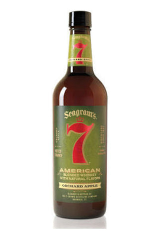 Seagram 7 Orchard Apple
