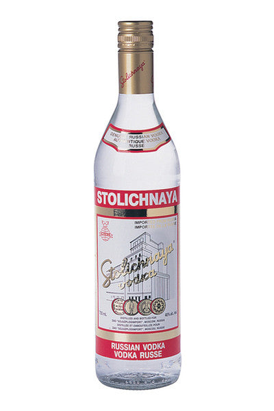 Stolichnaya Vodka - SoCal Wine & Spirits