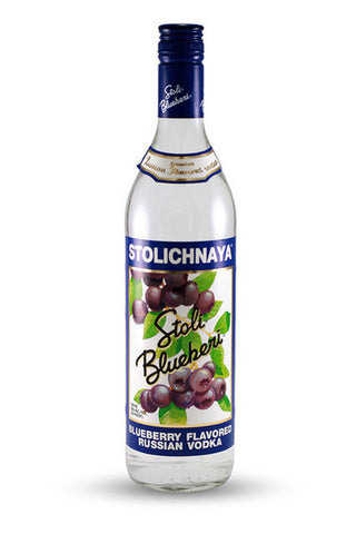 Stolichnaya Blueberi Vodka - SoCal Wine & Spirits