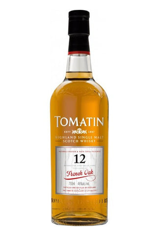 Tomatin 12yr French Oak - SoCal Wine & Spirits