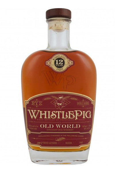 WhistlePig Old World - SoCal Wine & Spirits