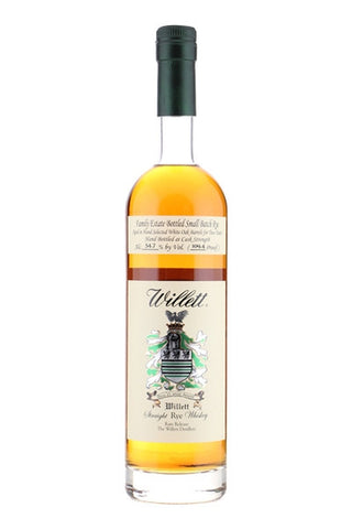 Willet Single Barrel 7 Year Rye 750ML