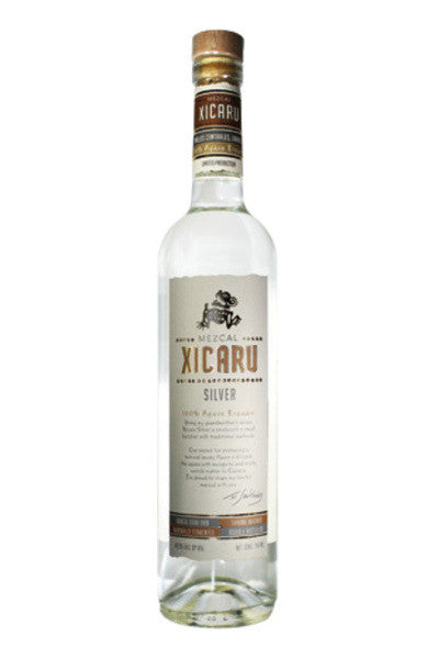 XICARU SILVER - SoCal Wine & Spirits