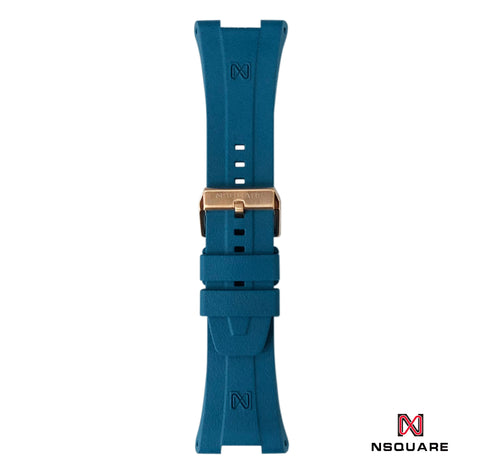 N10-BLUE RUBBER STRAP|N10-藍色橡膠帶