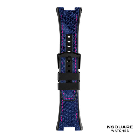 N 11-ROYAL BLUE STRAP|N 11-寶藍色錶帶