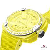 NSQUARE Sweetie Quartz Watch -51mm N19.13 Big Yellow|NSQUARE 甜美系列 石英錶-51毫米 N19.13 大黃