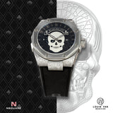 NSQUARE The Magician Automatic Watch N44.3 Magic Black LIMITED EDITION||NSQUARE 魔術師系列 自動錶-46毫米  N44.3魔幻黑限量版