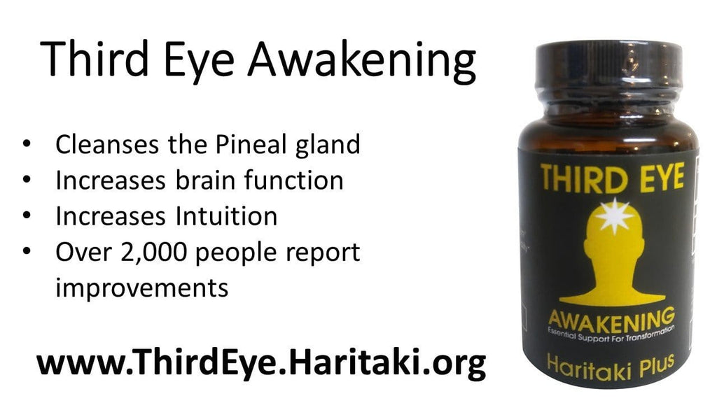 Third Eye Awakening - Yogic Super Brain Food | Haritaki Plus - Yogic