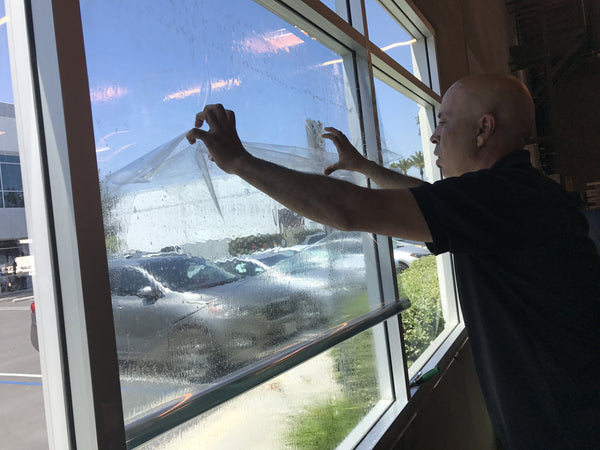 Beat the Heat, 3M Prestige window films