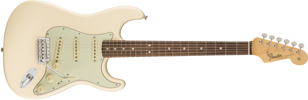 American Original '60s Stratocaster®, Rosewood Fingerboard, Olympic White