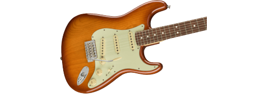 American Performer Stratocaster® Honeyburst Rosewood