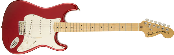 Stratocaster® Candy Apple Red