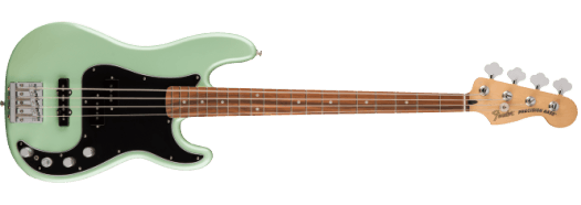 Fender Deluxe Active P Bass Special 2016 Surf Pearl