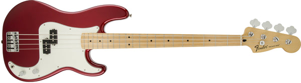 Fender STANDARD PRECISION BASS®, Candy Apple Red