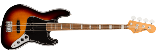 Fender Vintera '70S JAZZ BASS Sunburst