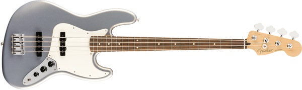 Fender PLAYER JAZZ BASS®Silver