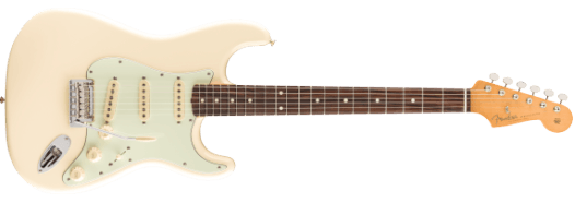 Fender Vintera '60s Stratocaster® Modified Olympic White