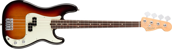 Fender American Professional Precision Bass® 3-Color Sunburst