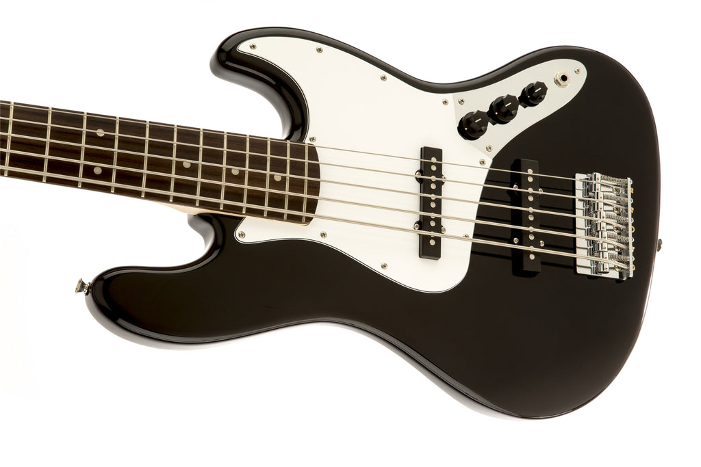 Squier Affinity Series™ Jazz Bass® V (Five String) Black