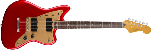 Squier Deluxe Jazzmaster® ST Candy Apple Red