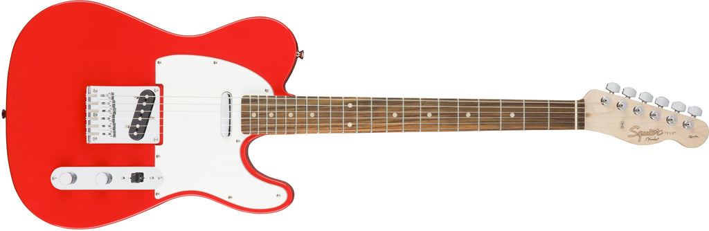 Squier Affinity Series™ Telecaster® Race Red