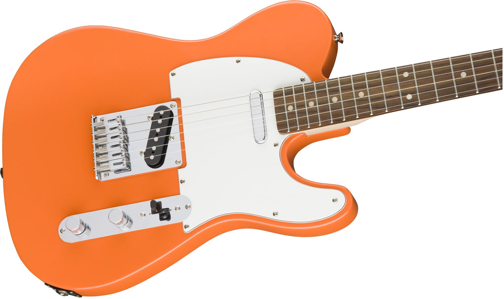 Squier Affinity Series™ Telecaster® Competition Orange