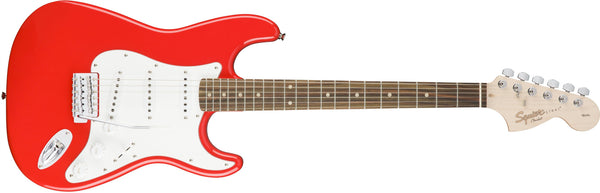 Squier Affinity Series™ Stratocaster®Race Red