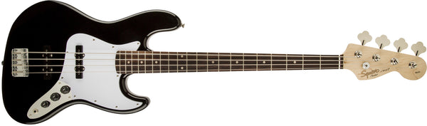 Squier Affinity Series™ Jazz Bass® Black