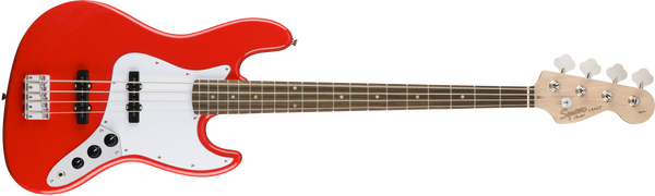 Squier AFFINITY SERIES™ Jazz Bass Race Red