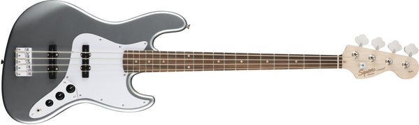 Squier Affinity Series™ Jazz Bass® Slick Silver