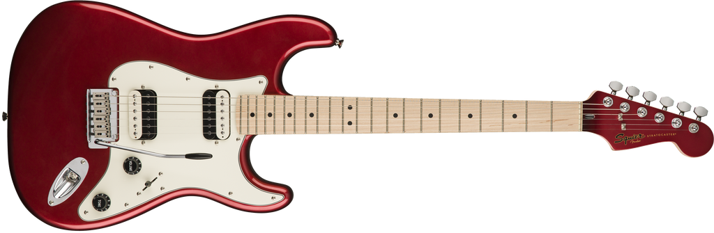Contemporary Stratocaster® HH, Maple Fingerboard, Dark Metallic Red