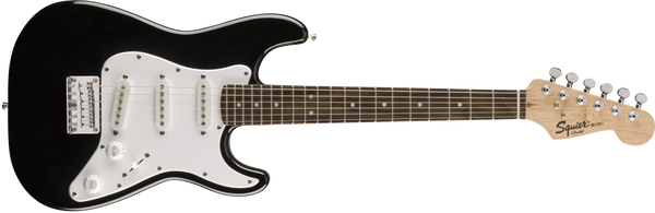 Squier Mini Strat®, Laurel Fingerboard, Black
