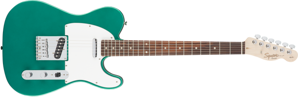 Squier Affinity Series™ Telecaster®, Laurel Fingerboard, Race Green