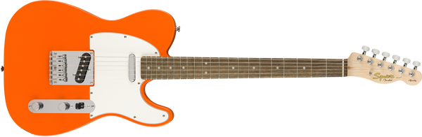 Squier Affinity Tele Competition Orange