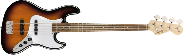 Squier Affinty™ Jazz Bass®, Brown Sunburst
