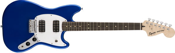 Squier BULLET® MUSTANG® HH, Imperial Blue