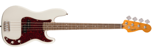 Squier Classic Vibe '60s Precision Bass® Olympic White