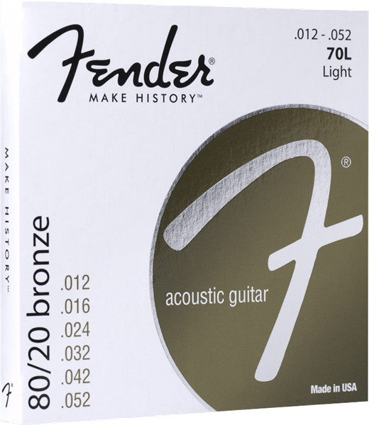 80/20 Bronze Acoustic Strings