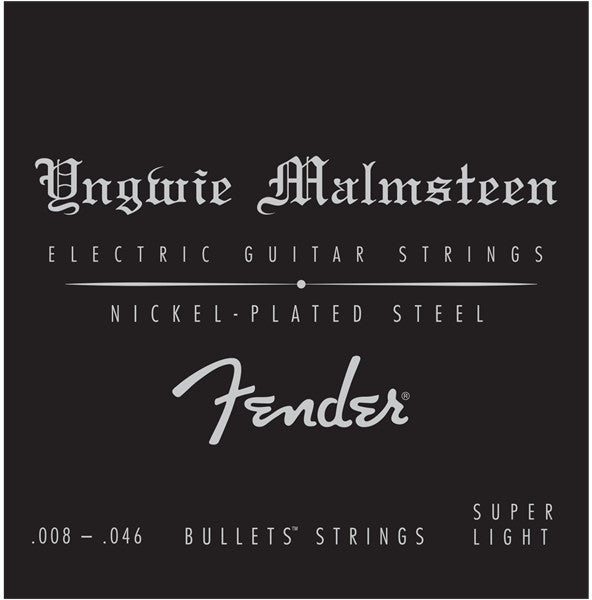 Yngwie Malmsteen Signature Electric Guitar Strings