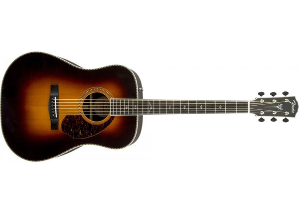Fender PM-1 Deluxe Dreadnought 2016 Vintage Sunburst