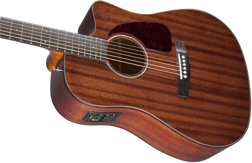 CD-140SCE All Mahogany