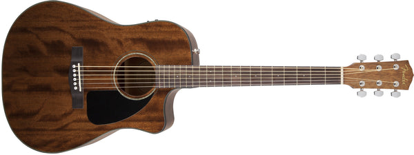 CD-60CE All Mahogany Natural with Case