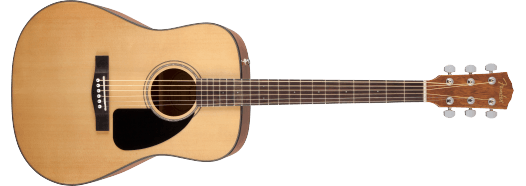 Fender CD-60 Dreadnought With Hardcase