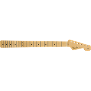 "Fender Classic Player '50s Stratocaster® Neck, 21 Medium Jumbo Frets, Maple, Soft ""V"" Shape, Maple Fingerboard"