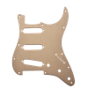 Fender 11-Hole 1-Ply Anodized Gold Stratocaster® S/S/S Pick Guard