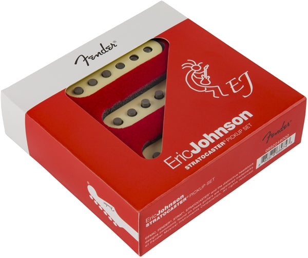 Fender Eric Johnson Stratocaster Pickup Set