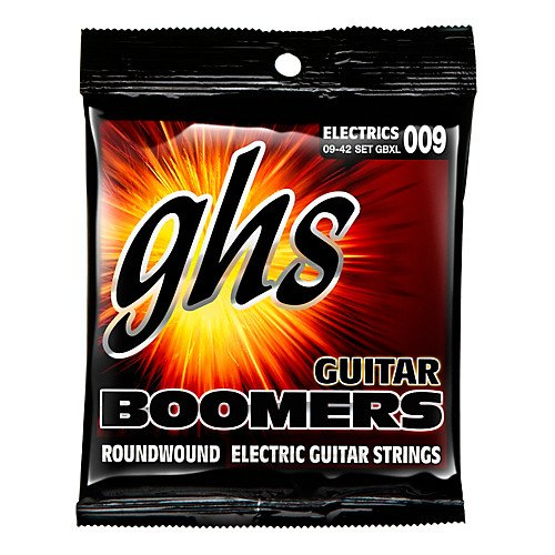 GHS GBXL 9-42 Boomer Electric Guitar Strings