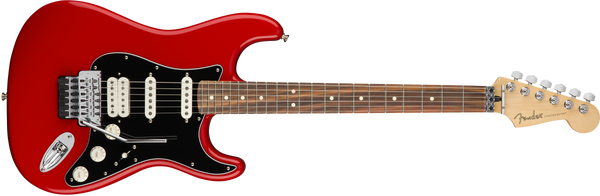 Player Stratocaster® with Floyd Rose®, Pau Ferro Fingerboard, Sonic Red