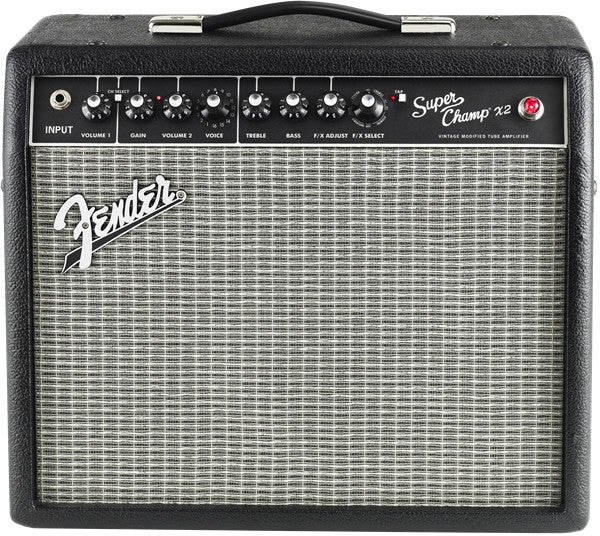 Fender Super Champ™ X2 Combo